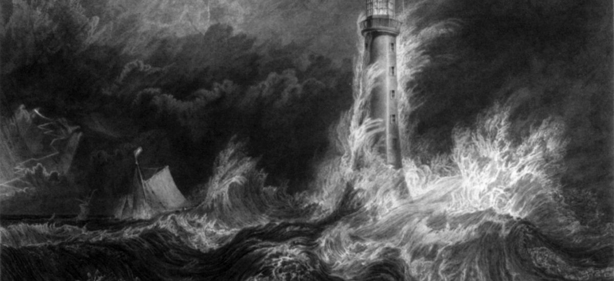 Bell_Rock_Lighthouse_during_a_storm_cph.3b18344